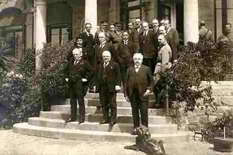 2017 10 25 20 The Genoa Conference in 1922