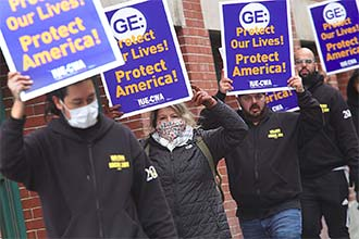 GENERAL ELECTRIC Protect Our Lives Protect America