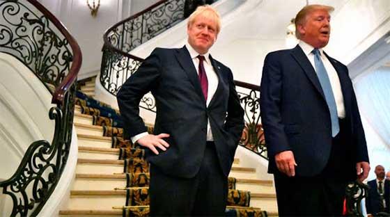 Trump & Johnson