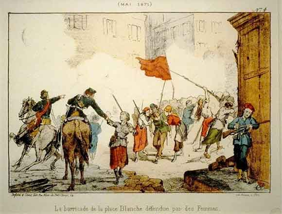 The Paris Commune of 1871, banks and debt