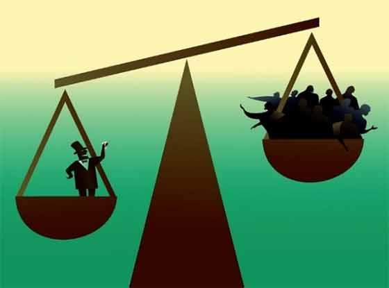 Νεοφιλελευθερισμός: Αύξηση της μισθολογικής απόκλισης και φορολογικά δώρα στο Κεφάλαιο